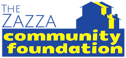 The 	Zazza Community Foundation Logo